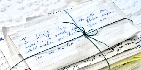 ex's love letters' /